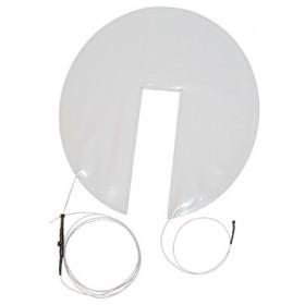 Riscaldamento per antenna parabolica