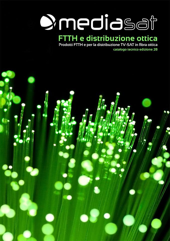 Catalogo FTTH e distribuzione ottica