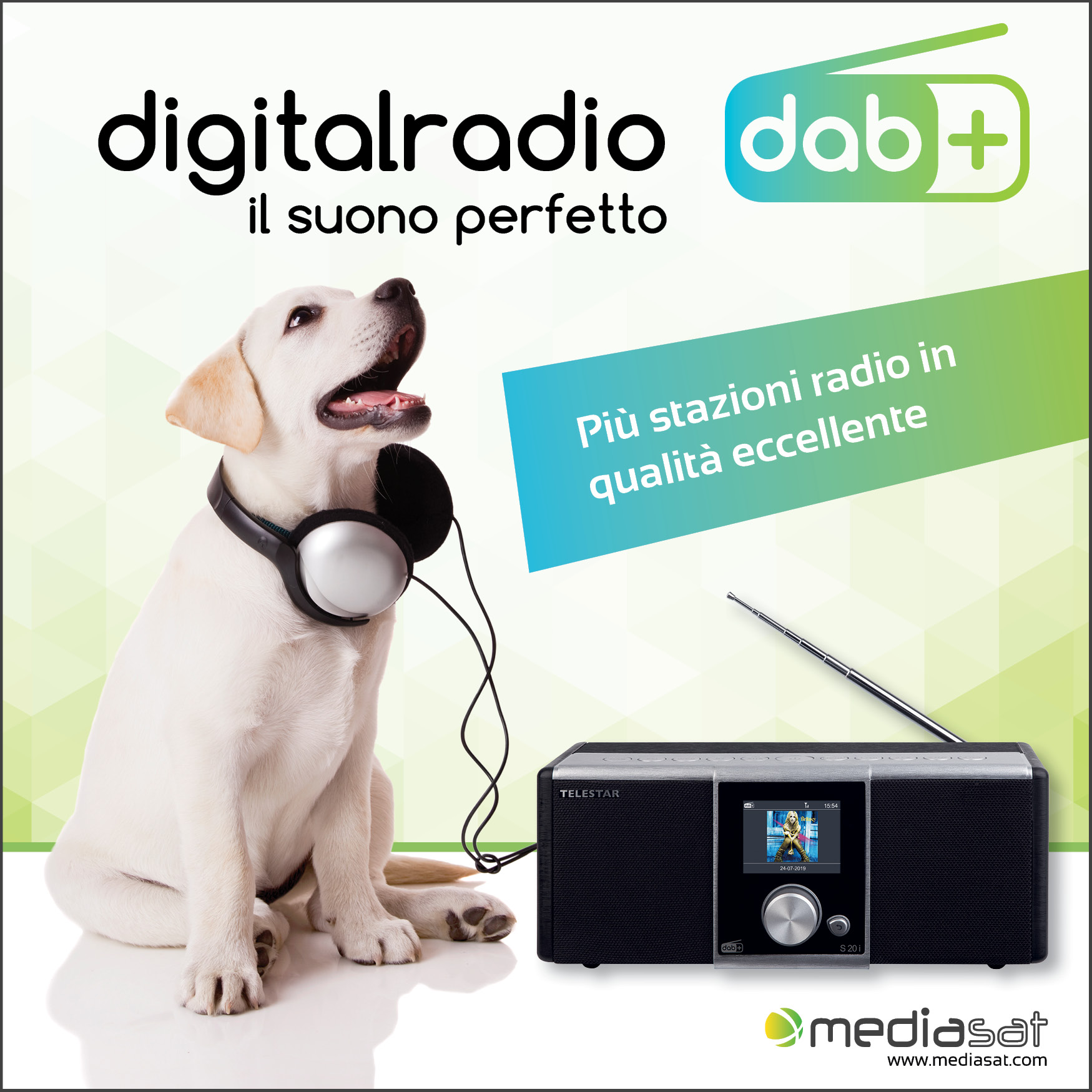 DAB+ Cover